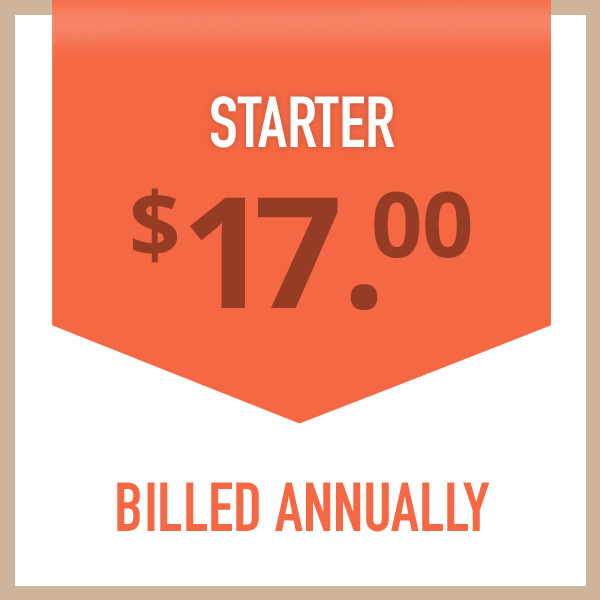 Pricing-annual-starter