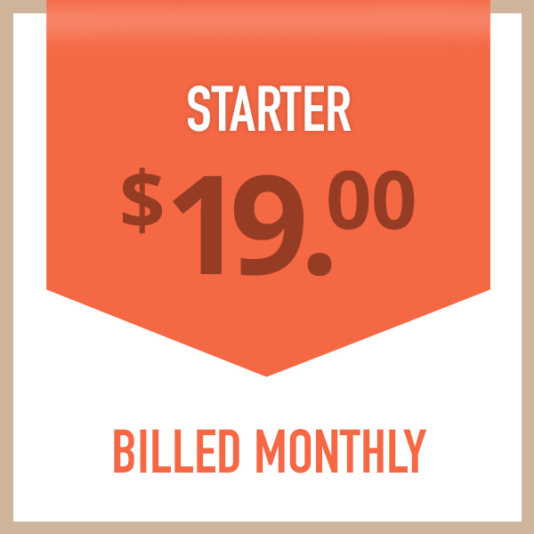 Pricing-monthly-starter